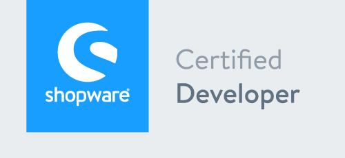 shopware-certified-developer